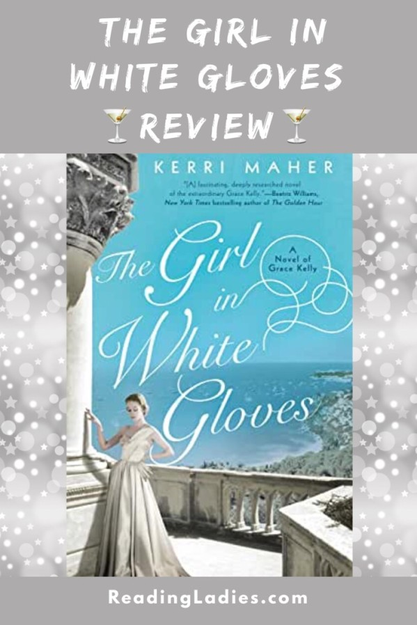 The Girl in White Gloves by Kerri Maher (cover)
