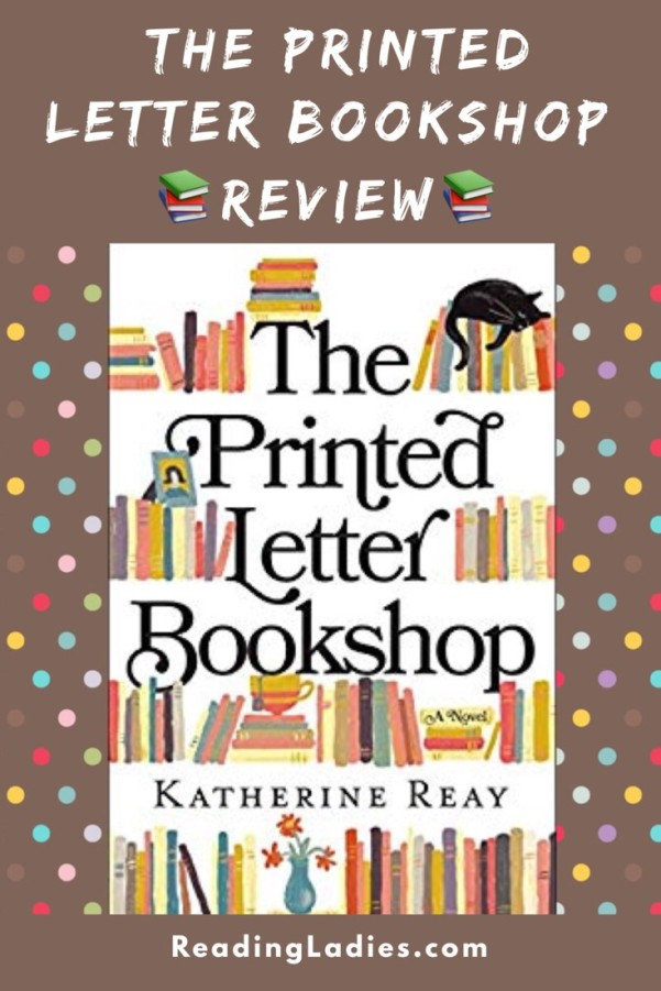 The Printed Letter Bookshop (cover) by Katherine Reay