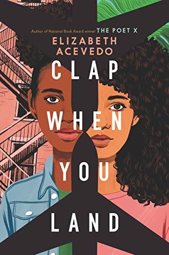 Clap When You Land by Elizabeth Acevedo (cover)