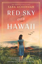 Red Sky Over Hawaii by Sara Ackerman (cover)