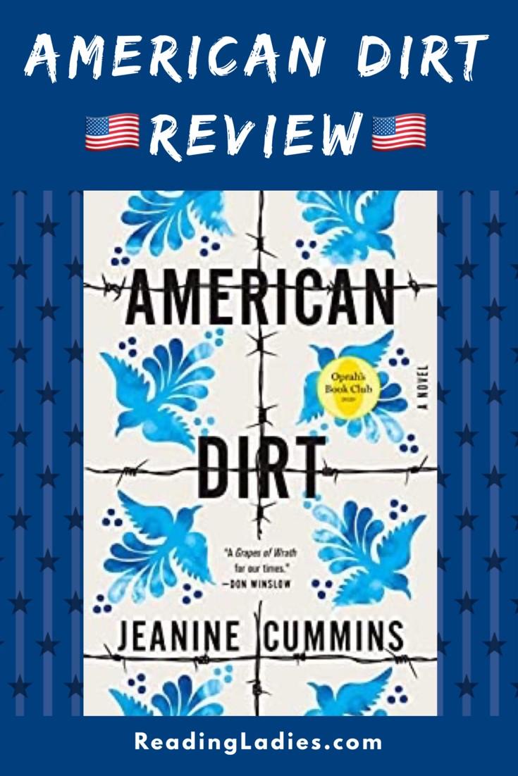 American Dirt by Jeanine Cummins (cover)