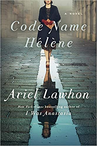 Code Name Helene by Ariel Lawhon (cover)