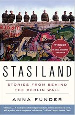 Stasiland by Anna Funder (cover)