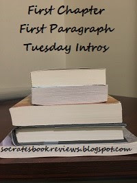 First Chapter, First Paagraph, Tuesday Intros (image: stack of books)