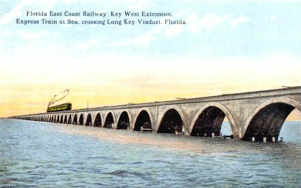Overseas railroad
