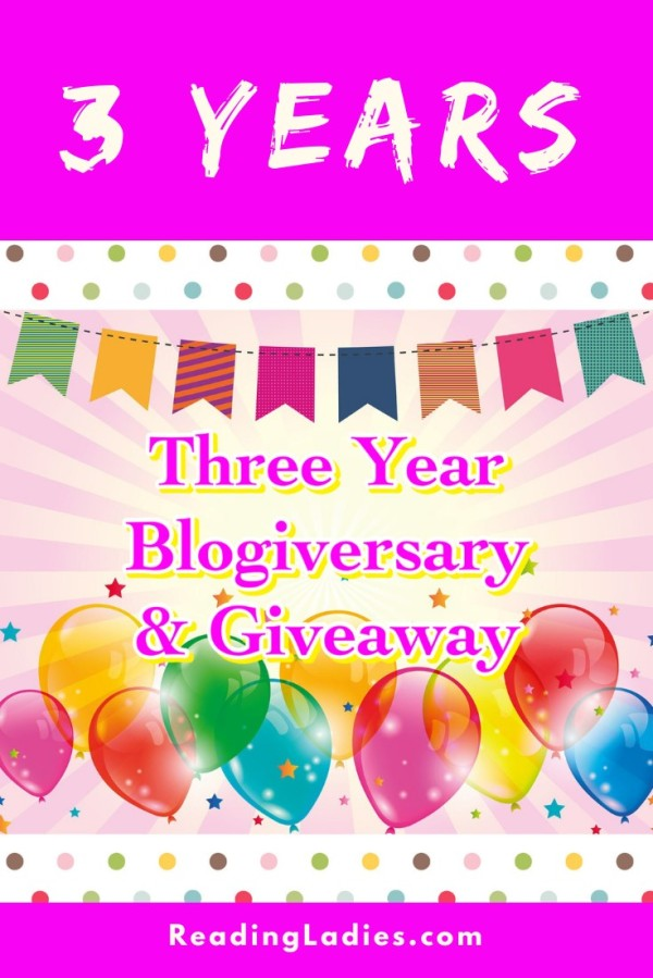 3 year blogiversary & giveaway (balloons, garland, and polk-a-dots)