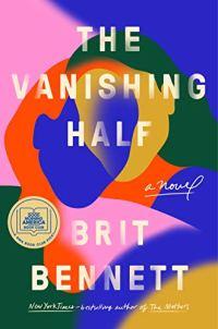 The Vanishing Half by Brit Bennett (cover)