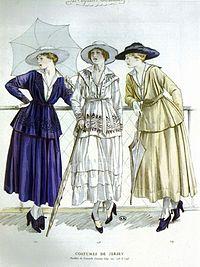 Chanel jersy wear 1917