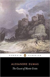 The Count of Monte Cristo by Alexandre Dumas (cover)
