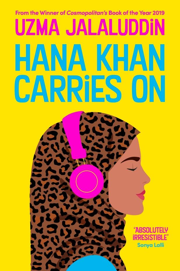 Hana Kahn Carries On (cover)