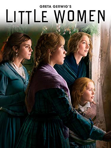 Little Women movie (Image: four young women looking out a window)