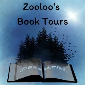 """Zooloo's Book Tours (image: an open book with the words """"let's go on an adventure..."""""""