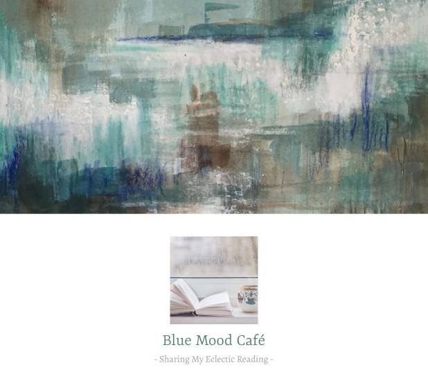 Jonetta Blue Mood Cafe blog header (a impressionistic water color picture)
