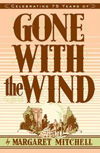 Gone With the Wind by Margaret Mitchell (cover)